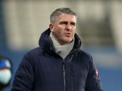 Plymouth manager Ryan Lowe praised his side's attitude in the win at Shrewsbury (Zac Goodwin/PA)