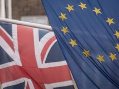 Some 37% of all British citizenship applications submitted in the year ending June 2021 were from EU nationals, compared with 12% in 2016, according to Home Office figures (Stefan Rousseau/PA)