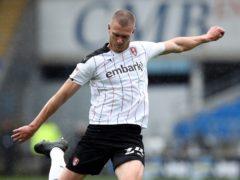 Rotherham's Michael Smith scored a fine goal (Nick Potts/PA)