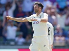 James Anderson made short work of his duel with Virat Kohli (Mike Egerton/PA)