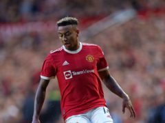 Jesse Lingard is unavailable for Manchester United's pre-season friendly against Everton after testing positive for Covid-19 (Nick Potts/PA)