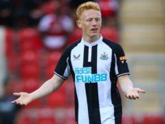 Matty Longstaff has joined Aberdeen (Barrington Coombs/PA)