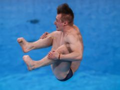 Jack Laugher took home bronze (Oliver Weiken/DPA/PA)