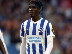 Yves Bissouma has two years remaining on his Brighton contract (Kieran Cleeves/PA)