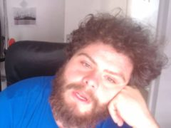 Screengrab of Jake Davison, taken from a video posted on YouTube (Jake Davison/PA)