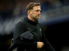Southampton manager Ralph Hasenhuttl (Bradley Collyer/PA)
