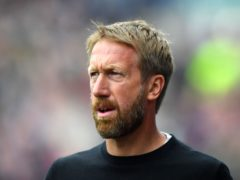 Brighton boss Graham Potter will benefit from Premier League clubs not releasing players for international matches next month (Anthony Devlin/PA)