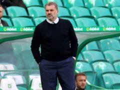 Celtic manager Ange Postecoglou loses first Old Firm game (Steve Welsh/PA)