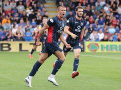 Ross County's Harry Clarke scores against Rangers (Steve Welsh/PA)