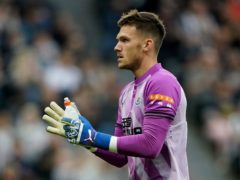 Newcastle keeper Freddie Woodman is hoping for a change of fortune (Owen Humphreys/PA)