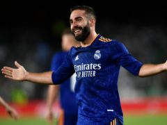 Dani Carvajal scored the only goal against Real Betis (Jose Breton/AP)