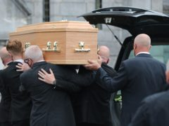 Scots have received just over £17 million help from funeral support payments (Niall Carson/PA)