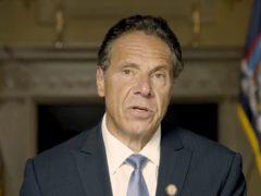 New York governor Andrew Cuomo (Office of the NY Governor via AP )