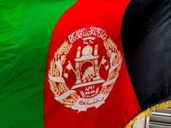 An Afghan and British national has described poor conditions in his quarantine hotel after he was evacuated to the UK (Alberto Pezzali/AP)