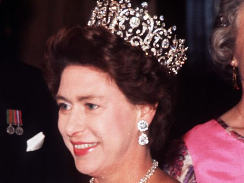 A bracelet owned by Princess Margaret has sold for almost £400,000 (PA)
