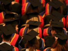 Students searching for a bank account may find they are offered less cash upfront this year, according to Defaqto (Chris Radburn/PA)