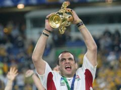 The Rugby Football Union is looking to nurture the next generation of England captains, following in the footsteps of leaders like Martin Johnson (David Davies/PA)