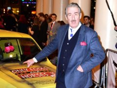 John Challis has died at the age of 79 (Ian West/PA)