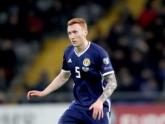 Former Rangers defender David Bates could make his Aberdeen debut this weekend (Adam Davy/PA)