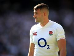 Jonny May admits he was hugely disappointed to miss out on the Lions tour (Adam Davy/PA)