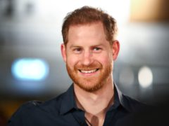 The Duke of Sussex spoke at the virtual event (Hannah McKay/PA)