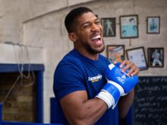 """Anthony Joshua believes both he and boxing """"need"""" a fight against Tyson Fury to happen (David Parry/PA)"""