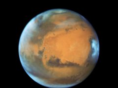Mars habitability limited by its small size, study suggests (Nasa/Esa)