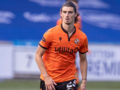 Ian Harkes grabbed a late winner for Dundee United (Jeff Holmes/PA)