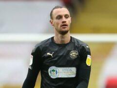 Will Keane struck for Wigan (Steven Paston/PA)