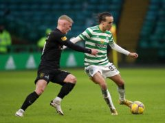 Craig Sibbald, left, will not face Celtic (Andrew Milligan/PA)