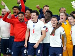 England are third in the FIFA world rankings (Mike Egerton/PA)