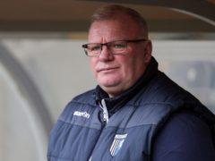 Gillingham manager Steve Evans (Richard Sellers/PA)