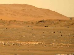 Mars Perseverance rover (NASA/JPL-Caltech/ASU/MSSS via AP)