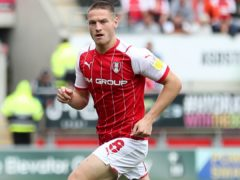 Ben Wiles was on target twice for Rotherham (Isaac Parkin/PA).