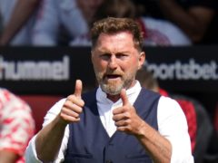 Southampton manager Ralph Hasenhuttl is happy to have strengthened the depth of his squad (Andrew Matthews/PA)