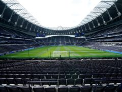 """All food in the Tottenham Hotspur Stadium will be """"locally and sustainably sourced"""" (Mike Egerton/PA)"""