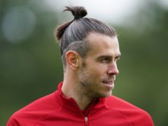 Captain Gareth Bale says Wales are focused on winning their World Cup qualifying group (David Davies/PA)