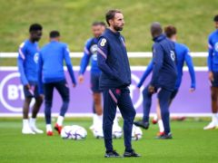 Gareth Southgate says his England squad is embarking on a new challenge (Mike Egerton/PA)