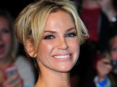 Former Girls Aloud star Sarah Harding has died of breast cancer (Ian West/PA)