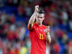 Gareth Bale says Wales still have plenty to play for in World Cup qualifying (Nick Potts/PA)
