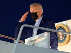 President Joe Biden is making an appeal for the US to reclaim the spirit of co-operation that sprung up in the days following the 9/11 terror attacks as he commemorates those who died 20 years ago (Evan Vucci/AP)
