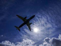 Travel spending dropped heavily during lockdown. (Steve Parsons/PA)
