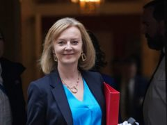 Liz Truss is the new Foreign Secretary (PA)
