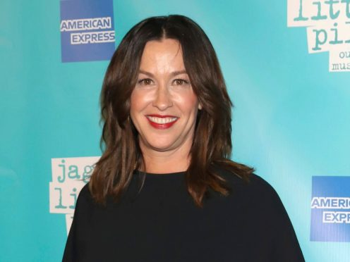 Alanis Morissette at the 2019 opening of the Broadway performance Jagged Little Pill. The Canadian singer has criticised a new HBO documentary about her life (Greg Allen/Invision/AP)
