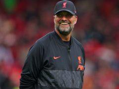 Liverpool manager Jurgen Klopp was full of praise for Sadio Mane (Peter Byrne/PA)