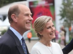 The Earl and Countess of Wessex (Chris Jackson/PA)