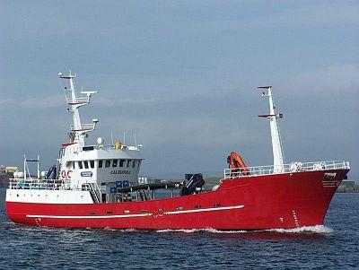 Johnson Marine vessel