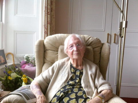 Featured Image for Revealed: 107-year-old says the secret to a long life is a gin and tonic