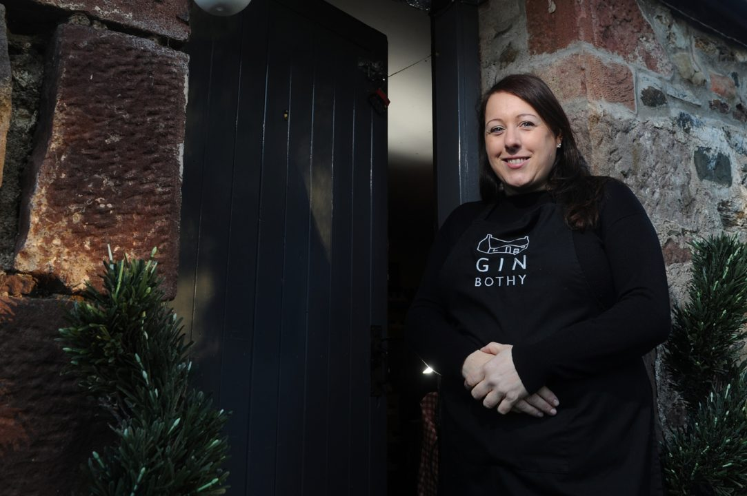 Featured Image for Meet the Maker: We go inside the Gin Bothy with Kim Cameron