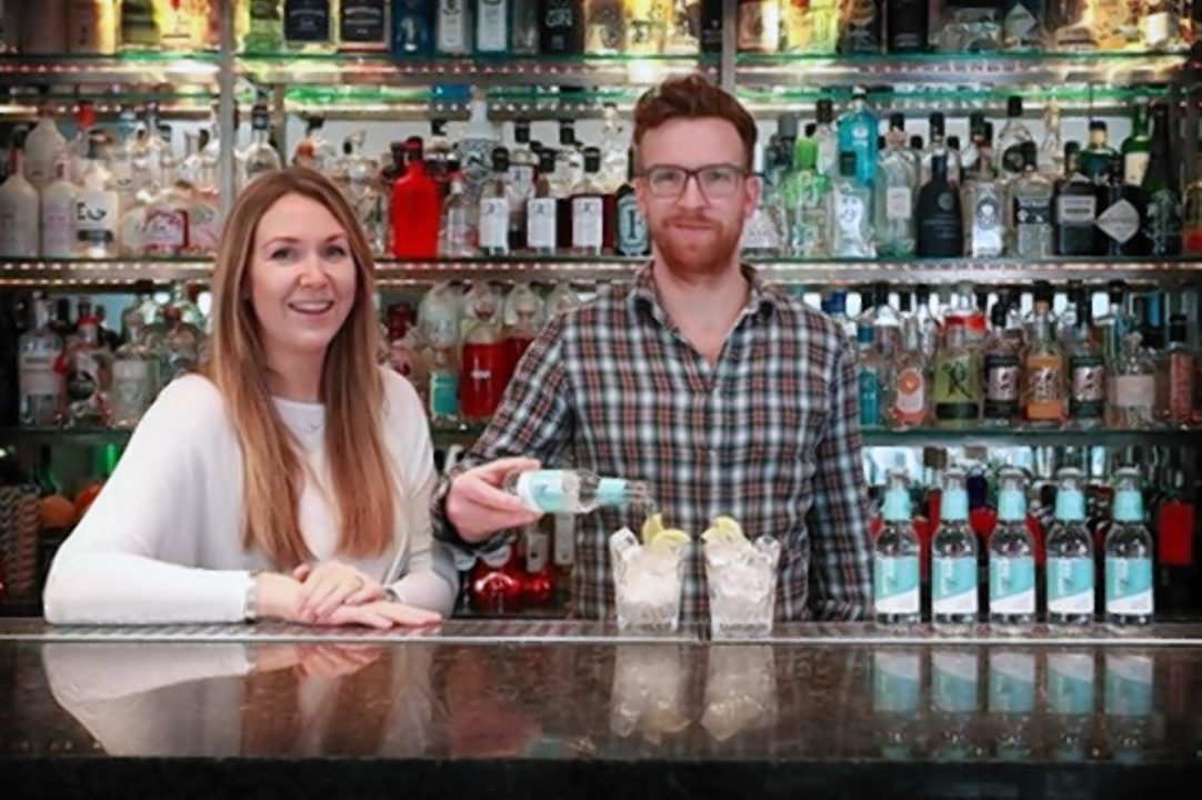 Featured Image for Gin frenzy is just the tonic for Bon Accord